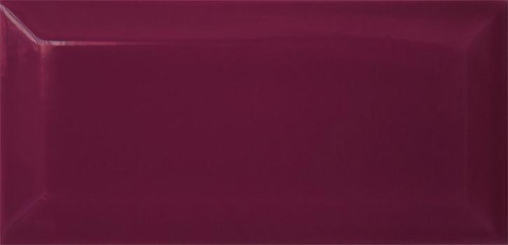 плитка настенная paris (metro) violeta 7,5x15 см CEVICA Violeta