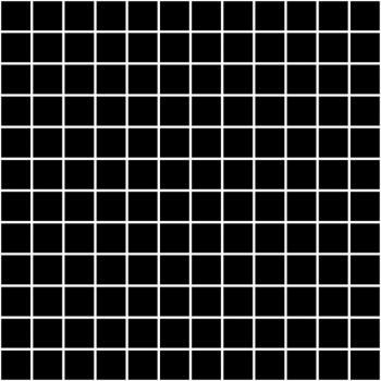 темари черный матовый  мозаика  KERAMA MARAZZI 20071 N
