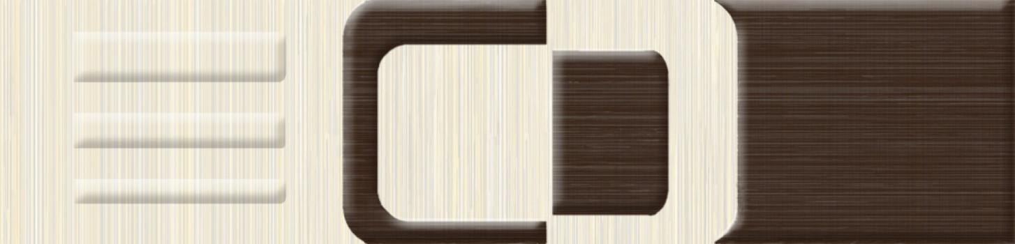 фриз вельвет бежевый 25*6 Golden Tile Л61321
