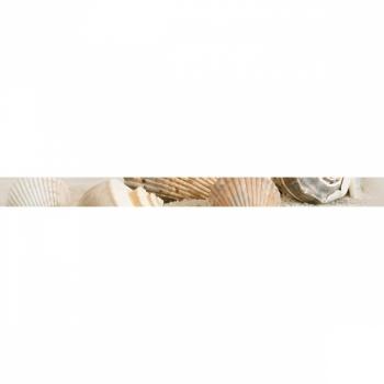 фриз summer stone hilyday / бордюр саммер стоун холидей узкий 40*3 Golden Tile B41311