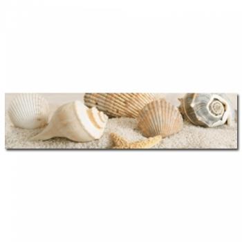 фриз summer stone hilyday / бордюр саммер стоун холидей широкий 25*6 Golden Tile B41351