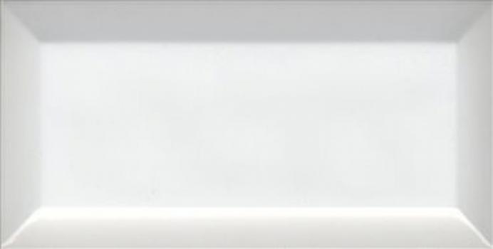 Biselado Blanco Mate 10*20