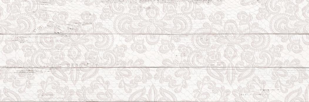1064-0097 плитка настенная шебби шик декор белый 20х60 LASSELSBERGER | LB Ceramica