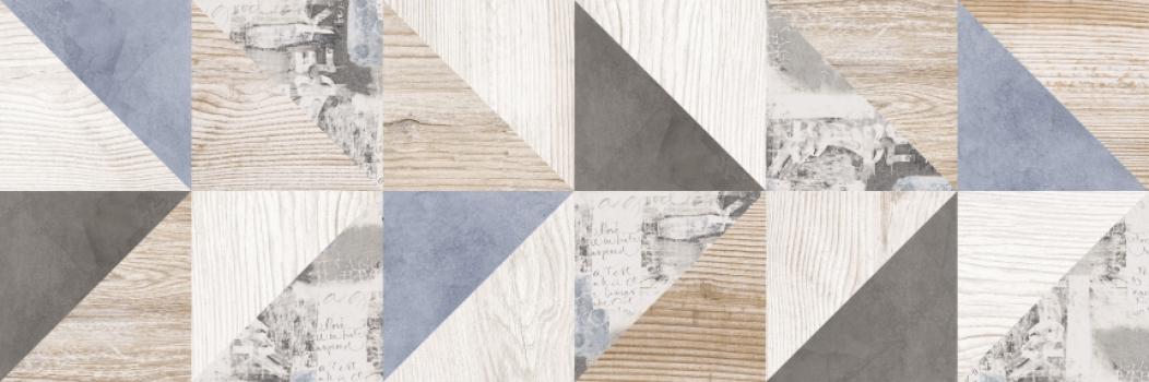 1064-0168 плитка настенная вестанвинд декор 2 натуральный LASSELSBERGER | LB Ceramica