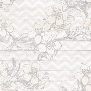 1606-0007 шебби шик панно 60х60 серый (из 3 шт) LASSELSBERGER | LB Ceramica