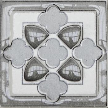 3603-0084 бьянка каррара вставка 7х7 напольная LASSELSBERGER | LB Ceramica