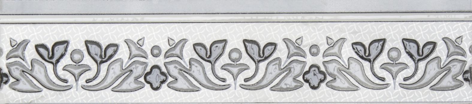 3604-0112 бьянка каррара бордюр 10х45 напольный LASSELSBERGER | LB Ceramica