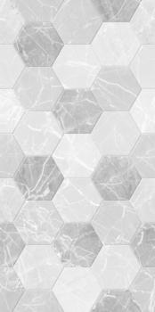 Дайкири Белый Декор 30x60