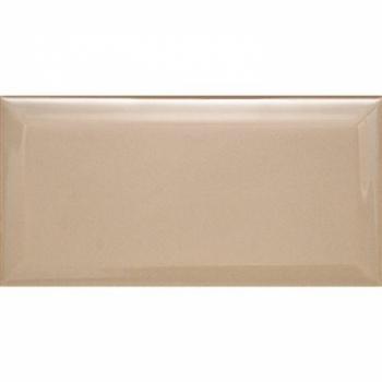 Настенная плитка (кабанчик) Biselado Beige Brillo 10x20 - Dar Ceramics