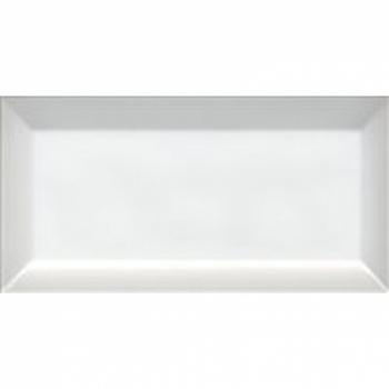 Biselado Blanco Brillo 10*20