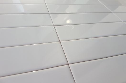 Microline white brillo 5*20