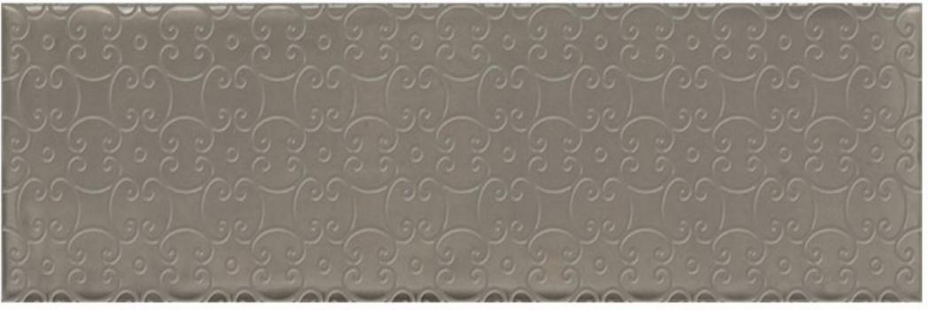 Плитка Decocer FLORENCIA GRIGIO Decor 7,5x30 см