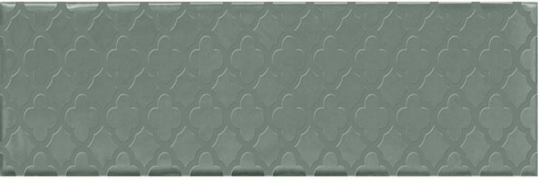 Плитка Decocer FLORENCIA JADE Decor 7,5x30 см