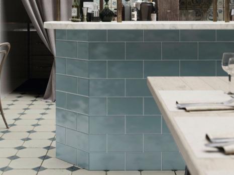 FS FRINGE Blue плитка настенная 12*24 см