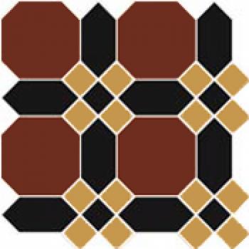 Керамогранит GUILFORD Stand.(Oct 20, Loz14, Dots 21) 29,4х29,4