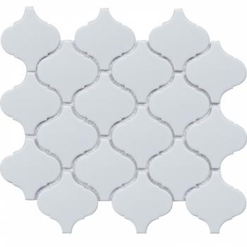 Керамическая мозаика Latern White Matt (DA31000/DL1005) 246х280х6