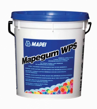 MAPEGUM WPS жидкая мембрана для гидроизоляции