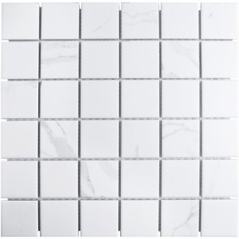 Кер. мозаика 48x48 Carrara Matt (PMWB82223) 306х306х6