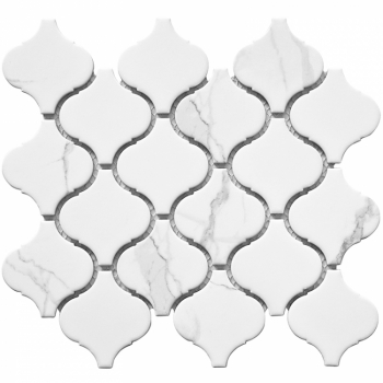 Кер. мозаика Latern Carrara Matt (PMDA84033) 246x280х6
