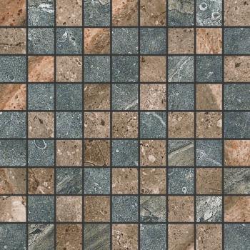 Мозаика керамическая GENESIS Brown 30х30 см