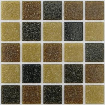 мозаика sabbia albero caramelle коричневая для бассейна