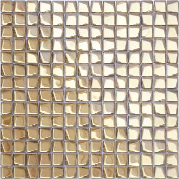 Мозаика LeeDo Aureo trapezio 30,6х30,6x0,6 см (чип 20x20x6 мм)