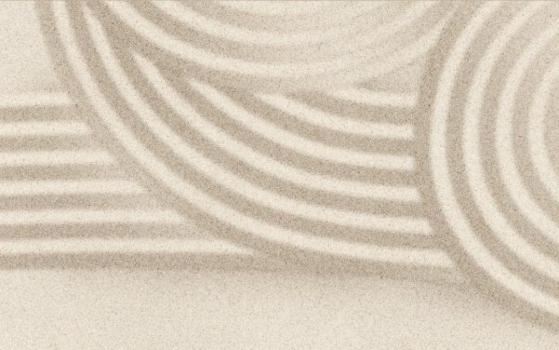 decor 2 summer stone wave / декор 2 саммер стоун вейв 25*40 Golden Tile B41421