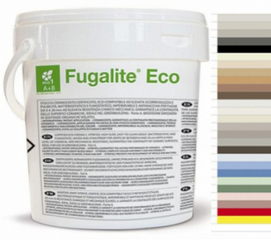 Fugalite Eco KERAKOLL 3 кг двухкомпонентная эпоксидная затирка