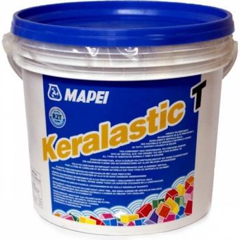 Клей Keralastic T Bianco 5 кг двухкомпонентный полиуретановый