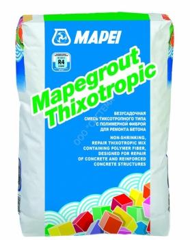 Thixotropic Mapei ремонтник