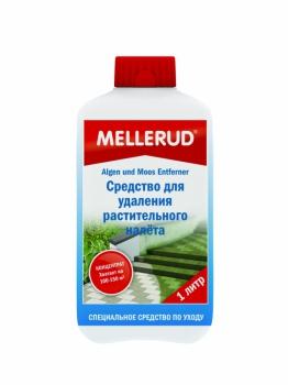 MELLERUD средство для удаления растительного налета 1л. 300