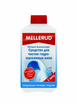 MELLERUD средство для чистки гидромассажных ванн 1л 345