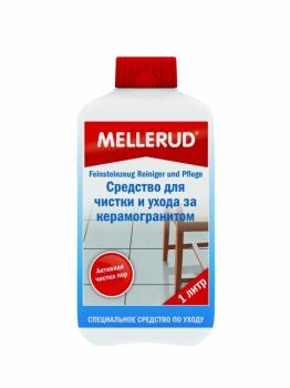 MELLERUD средство для чистки и ухода за керамогранитом 1л. 335