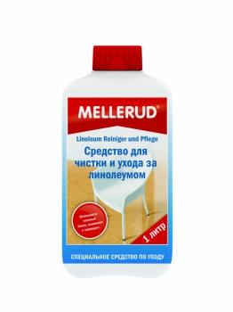 MELLERUD средство для чистки и ухода за линолеумом 1л. 340