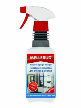 MELLERUD чистящее средство для стекол и зеркал 500 мл 348