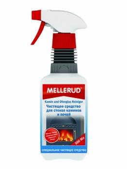 MELLERUD чистящее средство для стёкол каминов и печей 0,5л. 312