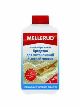 Средство для интенсивной быстрой чистки 1л (от сажи, копоти, жира, клея) Для мрамора, плитки, бетона, дерева, ПВХ, металла