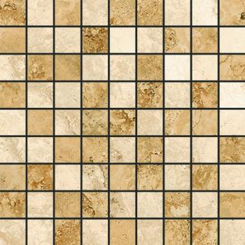 Мозаика керамическая SHAKESPEARE Beige Brown 30х30 см