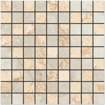 Мозаика керамическая SHAKESPEARE Light Grey 30х30 см