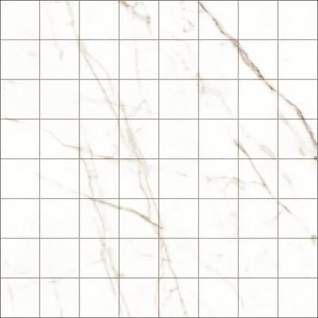 Мозаика керамическая BLACK & WHITE White 30х30 см