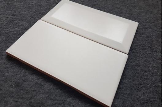 Liso Blanco Mate 10*20 (плоская)