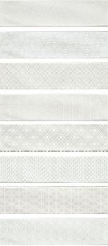 opal decor white 30*7.5 (микс из 8 видов) CIFRE