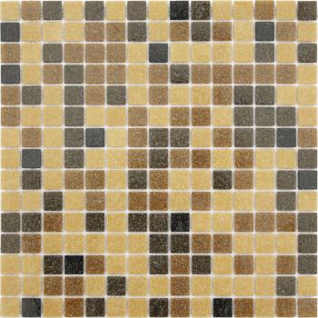 Мозаика CARAMELLE Sabbia Albero 32,7x32,7x0,4 см (чип 20x20x4 мм)