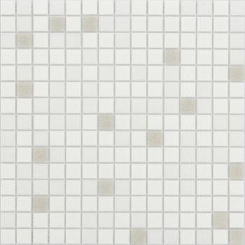 Мозаика Sabbia Perla (чип 20x20x4 мм) на бумажной основе