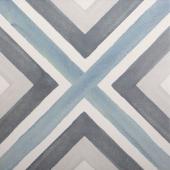 Плитка AQUAREL BLUE 20x20