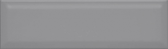 Аккорд серый тёмный грань 8,5*28,5