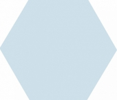 Аньет голубой 20*23,1 плитка настенная