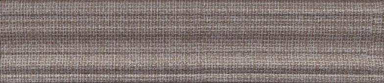 Бордюр Багет Трокадеро коричневый 25*5,5