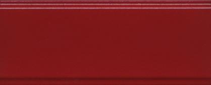 Бордюр Даниэли красный обрезной 30*12