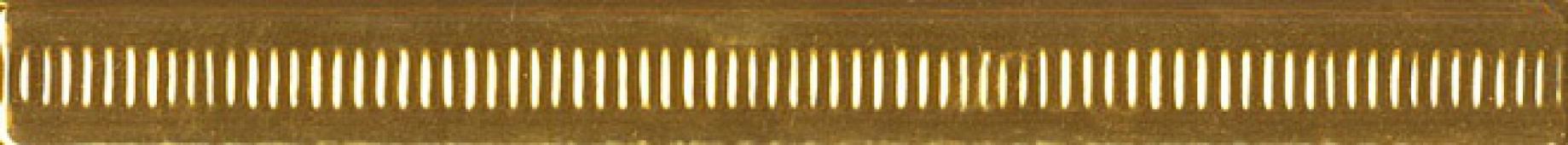 PLA002 золото 20*2 керамический бордюр